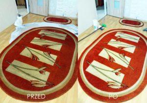 Pranie dywanów i wykładzin Wejherowo